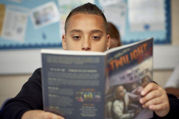 Dedicated reading