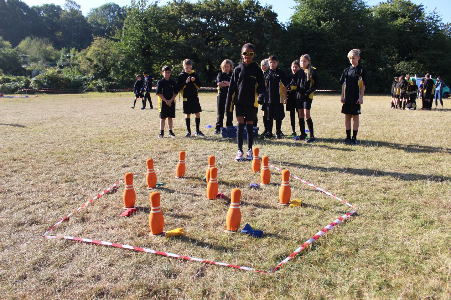 starting at hws - year 7 team building day